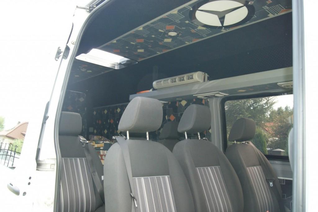 bus 9 osobowy - idealny do długich tras