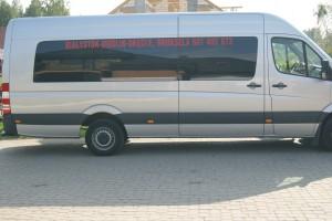 bus marki mercedes dostępny w firmie ankar