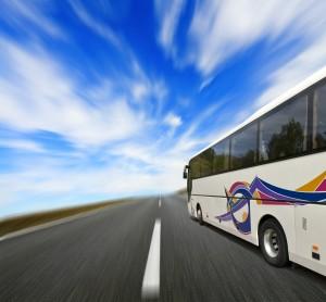 podróż busem z łap do modlina